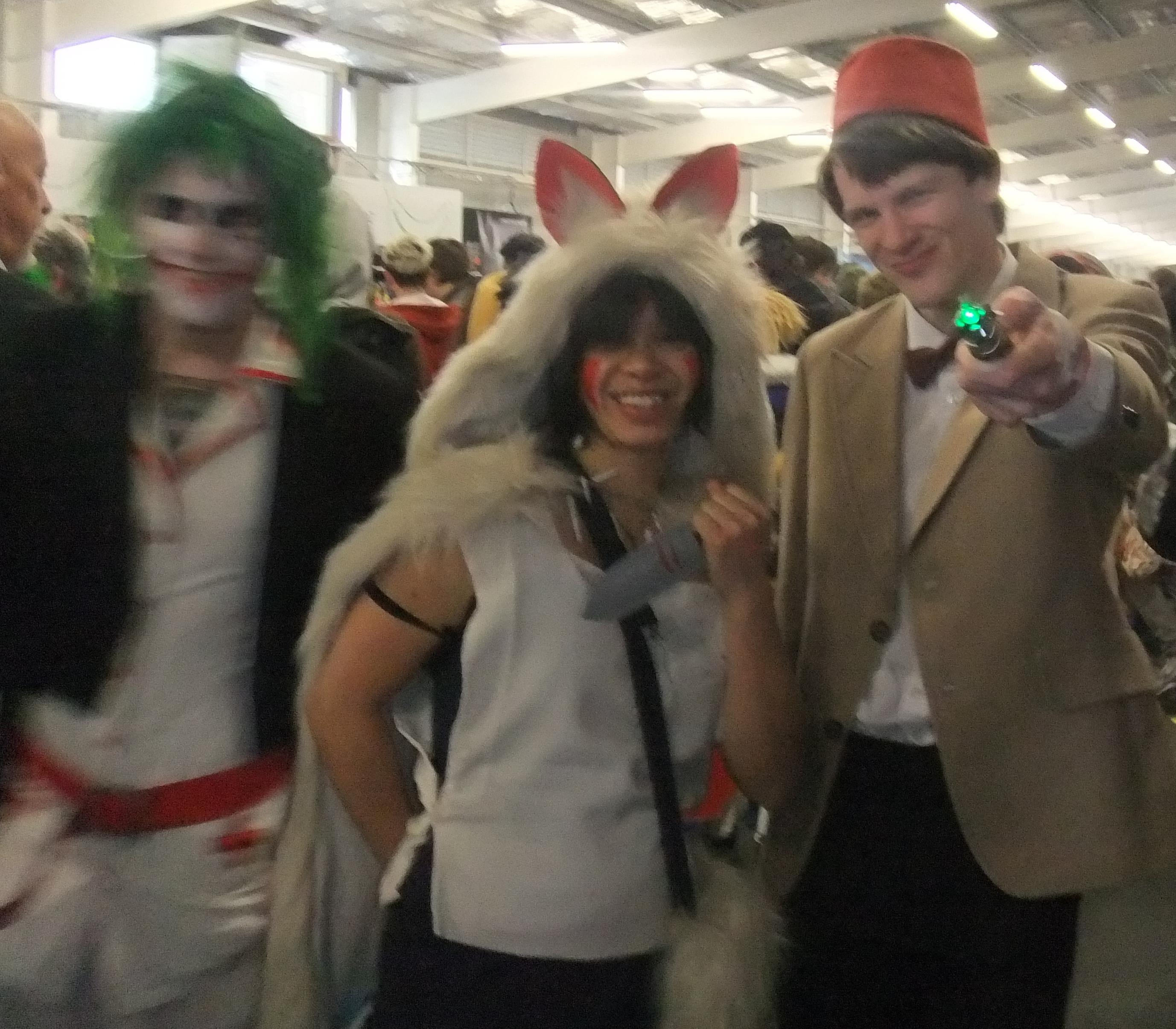 joker dr whosan  sc 1 st  ????????????? Modern Day - WordPress.com & Goal 7/8# Design/create a costume-princess mononoke   ??????? ...
